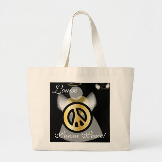 Pursue Peace Victory!-Customize Bags