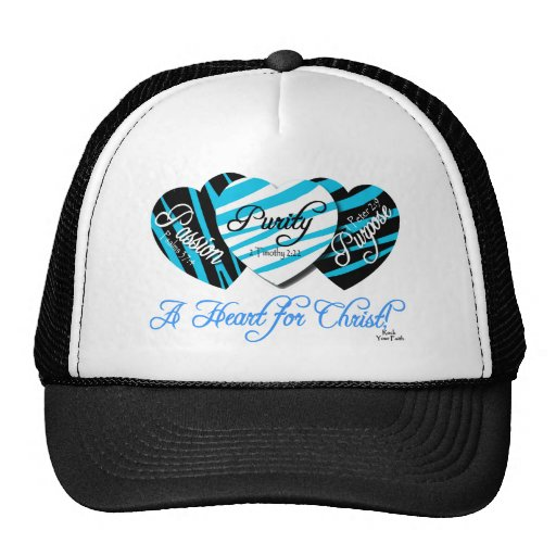 Pursuing Purity Mesh Hats