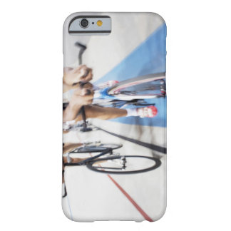 Pursuit cycling team in action barely there iPhone 6 case