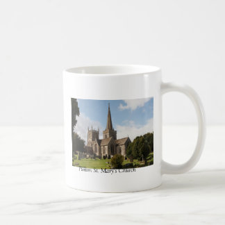 Purton St Mary's Church Coffee Mug