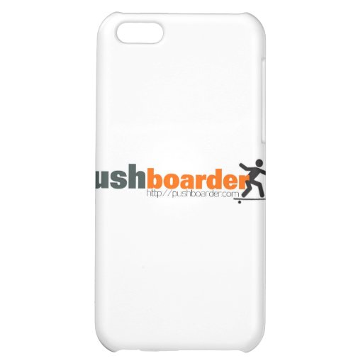 Push Boarder Official Logo Designs Case For iPhone 5C