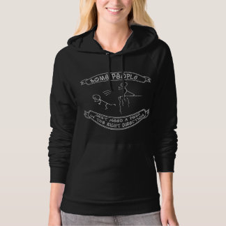 Push In the Right Direction Hoodie