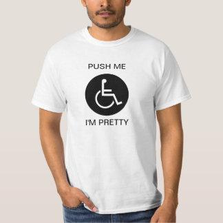 Push Me I'm Pretty T-Shirt