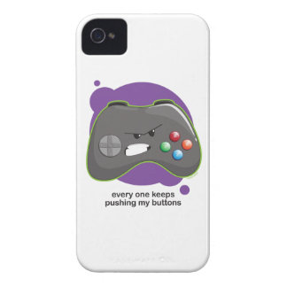 Push My Buttons Blackberry Bold Cases
