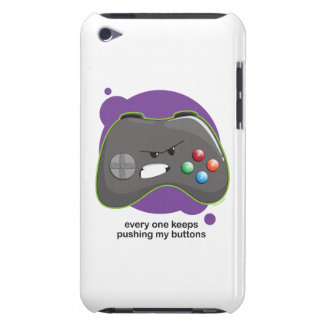 Push My Buttons iPod Touch Case