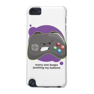 Push My Buttons iPod Touch (5th Generation) Covers