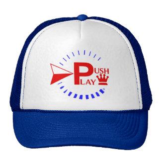 Push Play Athletic Wear Cap