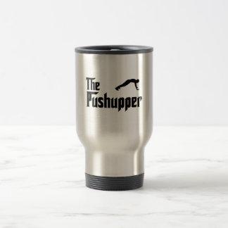 Push Ups Travel Mug