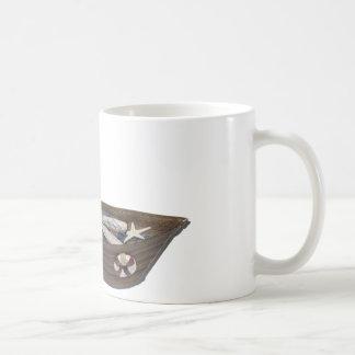 PushingRowboatNets073011 Mugs