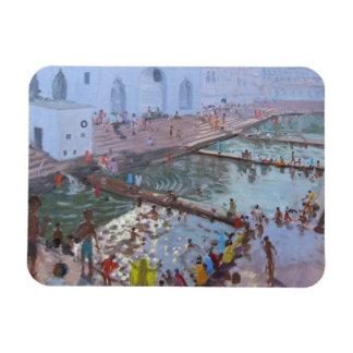 Pushkar ghats Rajasthan Magnet