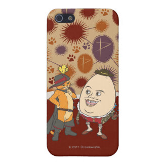 Puss & Humpty Case For The iPhone 5