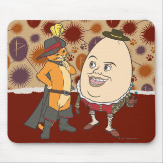 Puss & Humpty Mouse Pad