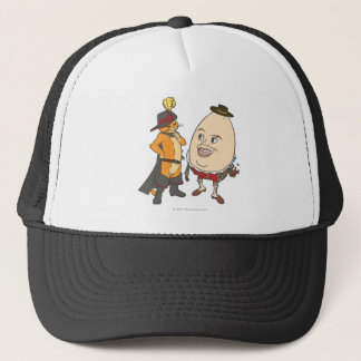Puss & Humpty Trucker Hat