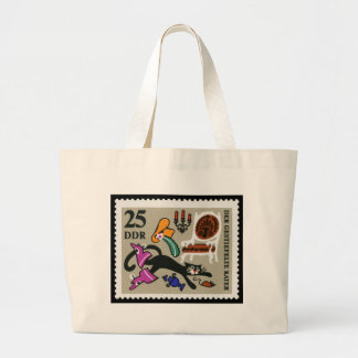Puss In Boots 25 DDR 1968 Tote Bags