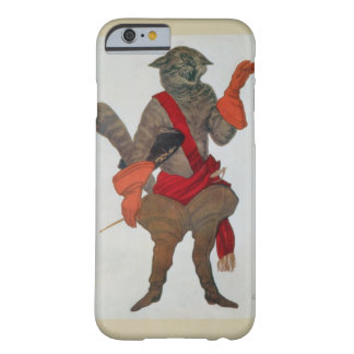 Puss in Boots, from Sleeping Beauty, 1921 (colour Barely There iPhone 6 Case