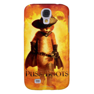 Puss In Boots Galaxy S4 Case