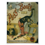 Puss in Boots Posters