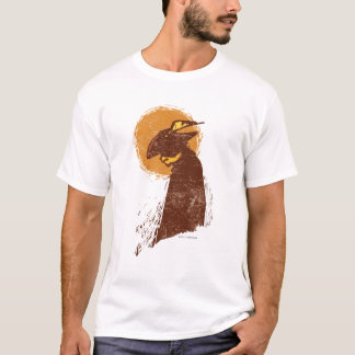 Puss In Boots Silhouette T-Shirt