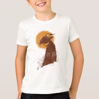 Puss In Boots Silhouette Tshirt