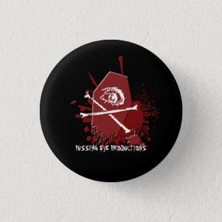 Pussing Eye Casket [BUTTON] 3 Cm Round Badge