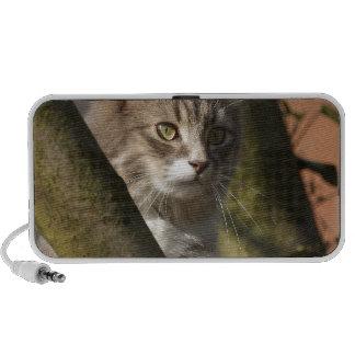 Pussy Cat Laptop Speaker