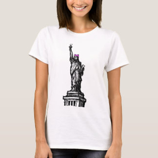 Pussy Hat Liberty T-Shirt