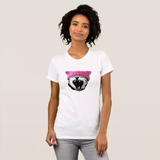 Pussy Hat T-shirt (women's cut)