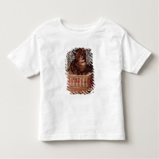 Pussy in the Workbasket Toddler T-Shirt