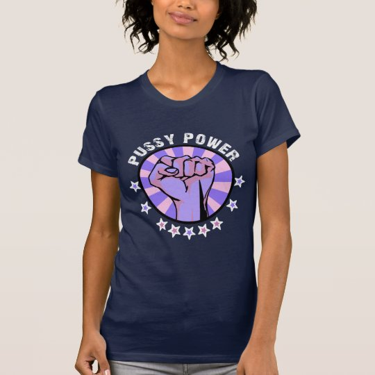 Pussy Power T-Shirt
