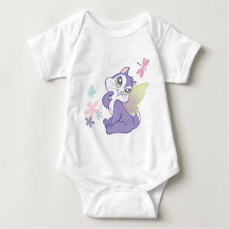 Pussyfoot Dragonfly Kitty Baby Bodysuit