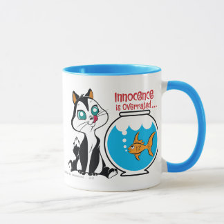 Pussyfoot Innocence is Overrated Mug