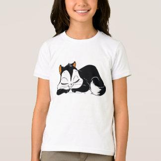 Pussyfoot Sleepy Kitty T-Shirt