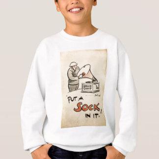 Put A Sock In It Sweatshirt