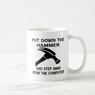Put Down The Hammer And Step Away From The Comp Mugs