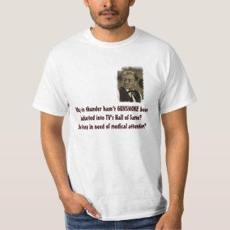Put GUNSMOKE in the TV Hall of Fame Tee Shirt