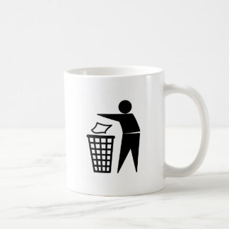 Put it in the Bin Coffee Mug