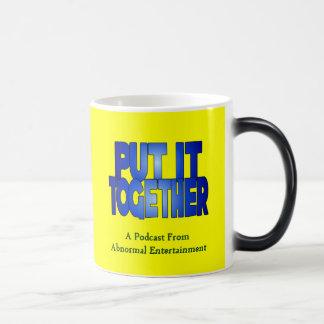 Put It Together Magic Mug
