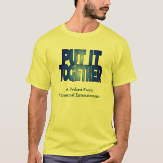 Put It Together T-Shirt