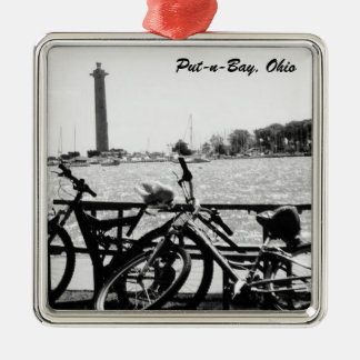 Put-n-Bay, Ohio Perry Monumanet Ornament