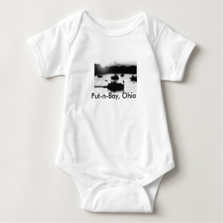 Put-n-Bay Photo Baby Bodysuit