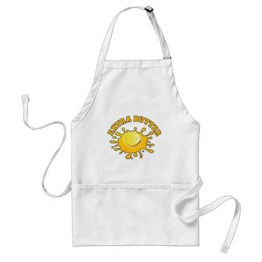 Put Some Extra Butter On It! Apron