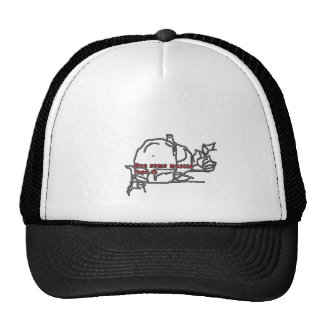 put some muscle trucker hats