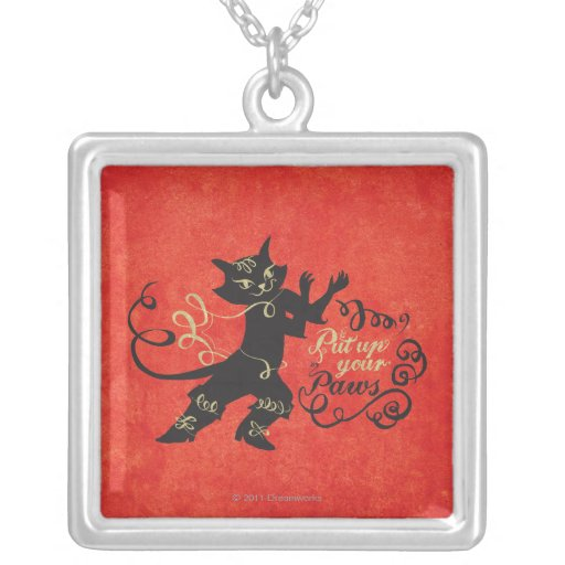 Put Up Your Paws Custom Jewelry