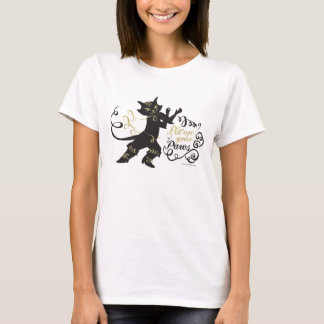 Put Up Your Paws T-Shirt