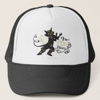 Put Up Your Paws Trucker Hat