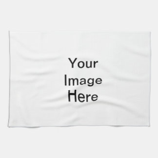 Put Your Own Image / Text / Logo. Machine Washable Tea Towel