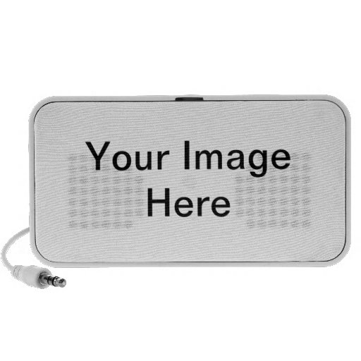 Put Your Own Image Text Logo. Make Custome Design Laptop Speakers