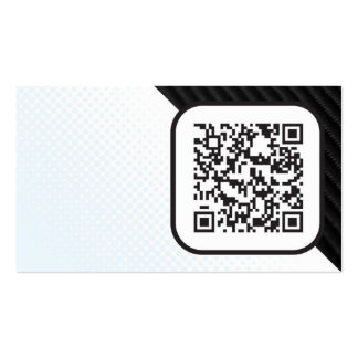 Put your Scannable QR code on these Pack Of Standard Business Cards
