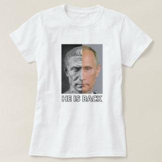 Putin Ceasar Tee Shirts