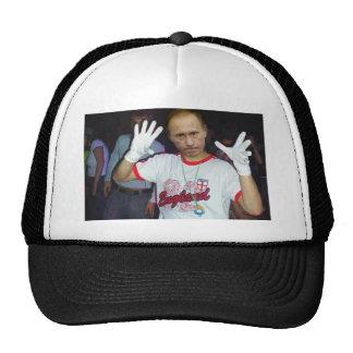 Putin Parties Cap